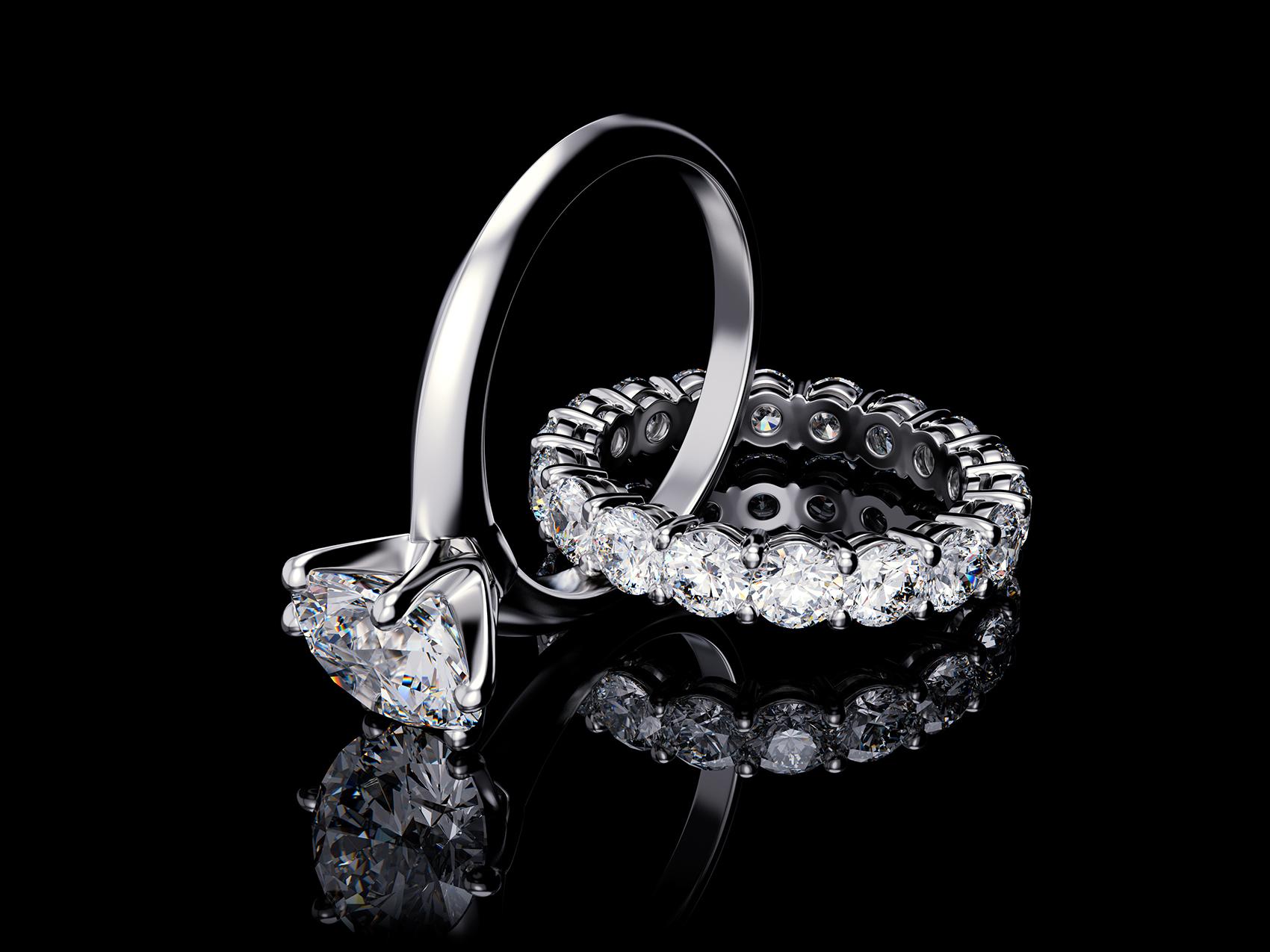 Diamond Rings in Warner Robins